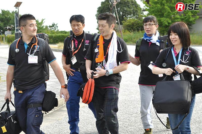 愛媛・千葉・福岡・島根の4県から集結した混成チーム「TRINITY NEO」が優勝。