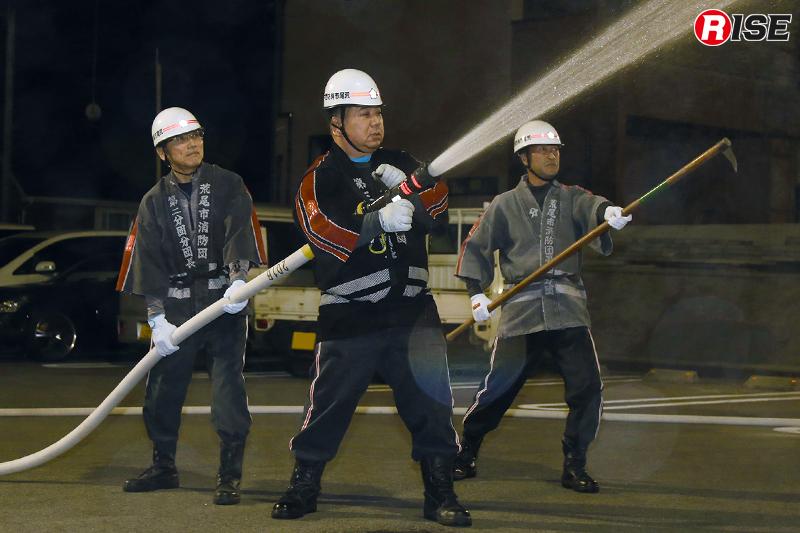 団の担当局面や放水等の活動も指揮本部の下命に基づいて行う。