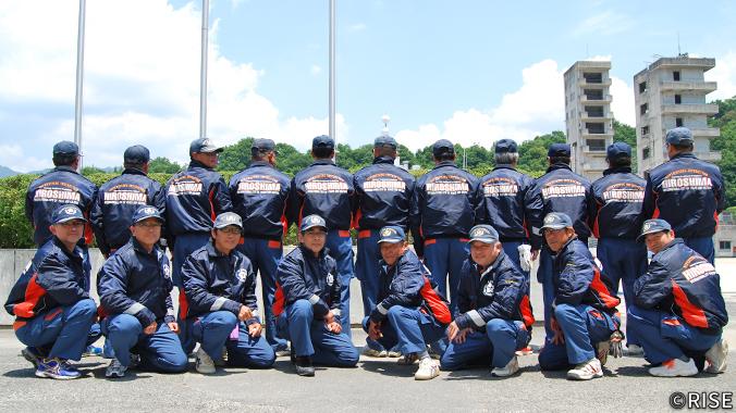 広島市消防団訓練指導員連絡協議会 様 事例画像1
