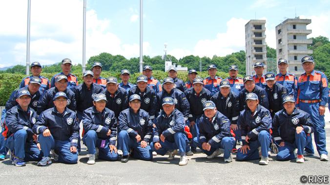 広島市消防団訓練指導員連絡協議会 様 事例画像2
