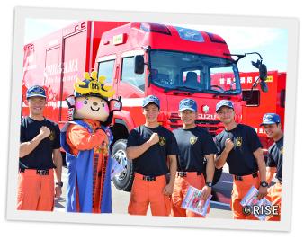 流山市消防本部 特別救助隊 様 事例画像2