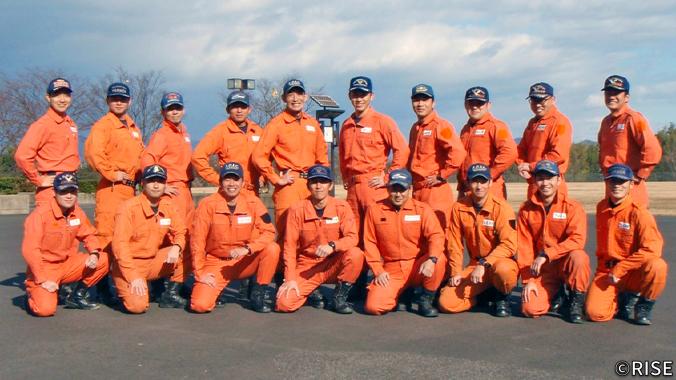 島根県消防学校 第29期 専科教育 救助科 様 事例画像1