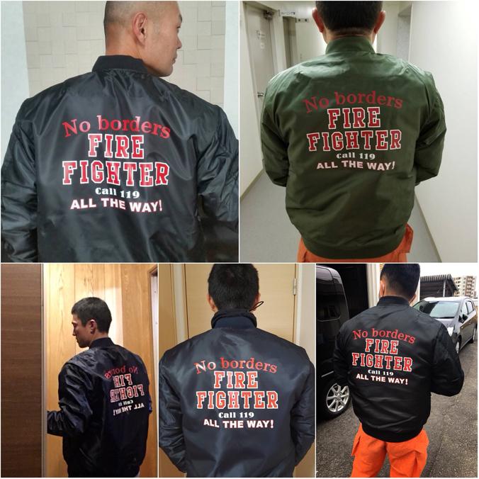 Borderless Firefighter [ボランティア] 様 事例画像3