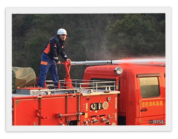 直島町消防団 第1分団 様 事例画像3