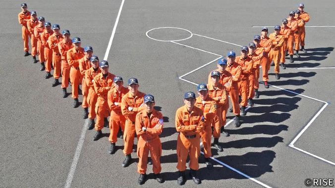 山梨県消防学校 第18期 専科教育 救助科 様 事例画像6