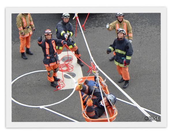 山梨県消防学校 第18期 専科教育 救助科 様 事例画像3