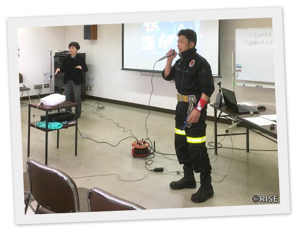 消防職員災害ボランティアチーム DARST 様 事例画像2