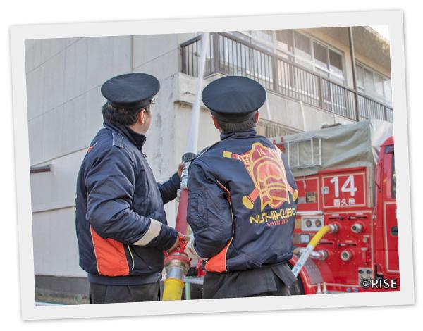 静岡市消防団 第14分団 様 事例画像4