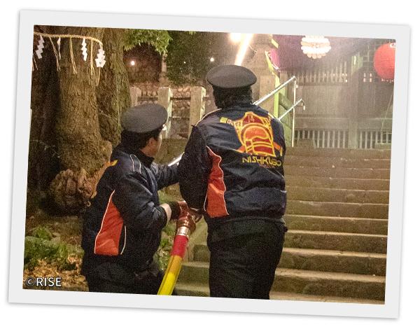 静岡市消防団 第14分団 様 事例画像6