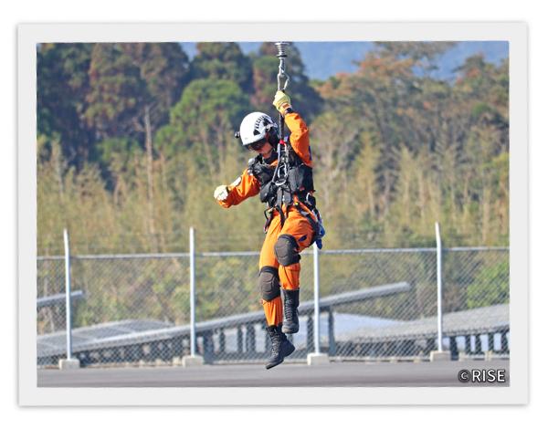 鹿児島県防災航空隊 様 事例画像5