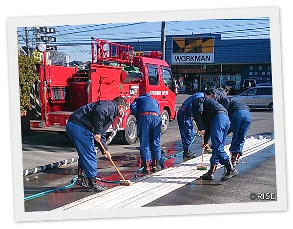 八千代市消防団 第3分団 様 事例画像6