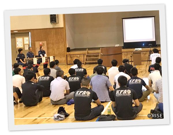 熊本県消防有志の会 KFA 様 事例画像2