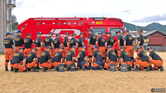 奈良県消防学校 第29期 専科教育 救助科 様 事例画像1