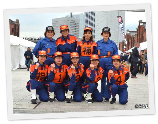 小林市消防団 女性部 様 事例画像2