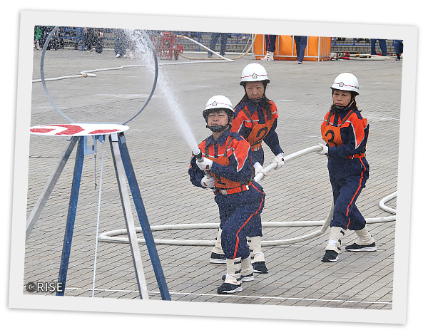 小林市消防団 女性部 様 事例画像4