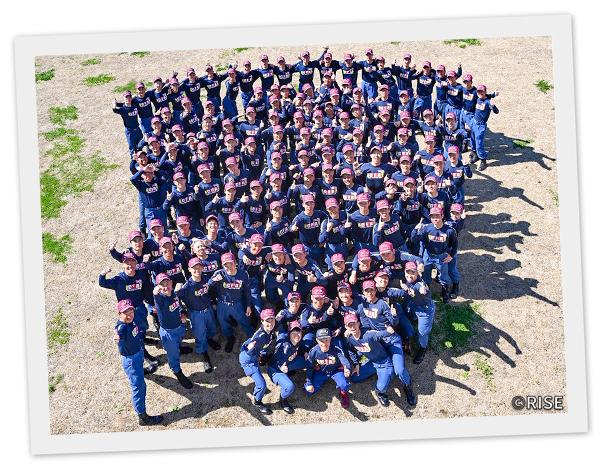千葉県消防学校 第169期 初任教育 様 事例画像2