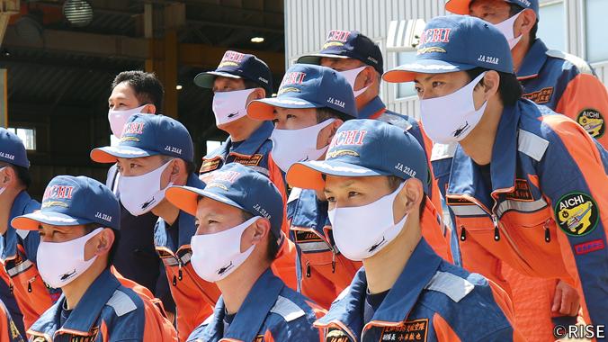 愛知県防災航空隊 様 事例画像1