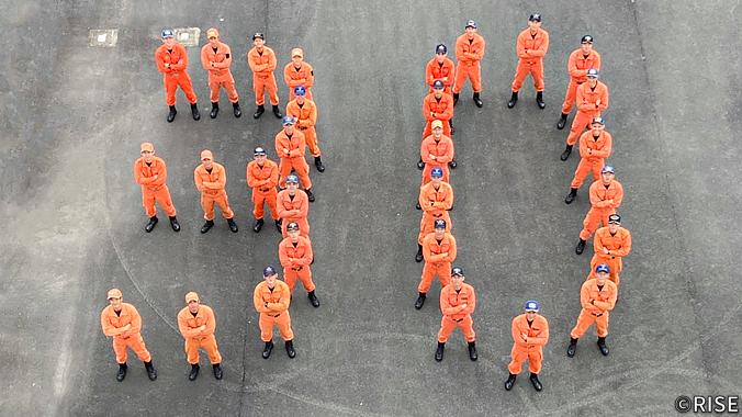 三重県消防学校 第30期 専科教育 救助科 様 事例画像1
