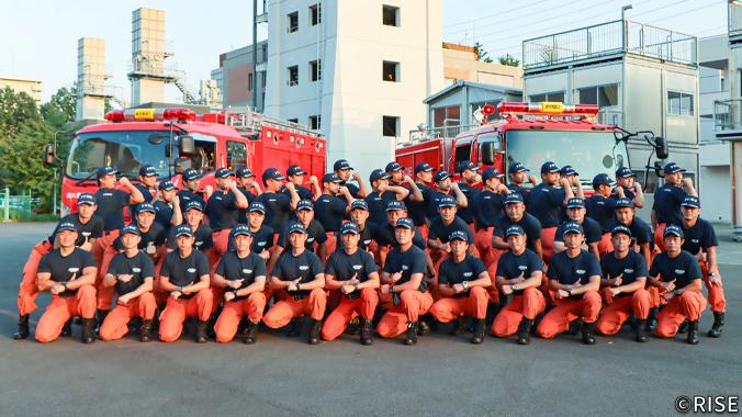 消防大学校 専科教育 救助科 第81期 様 事例画像1