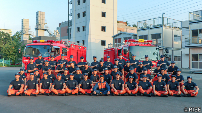 消防大学校 専科教育 救助科 第81期 様 事例画像2