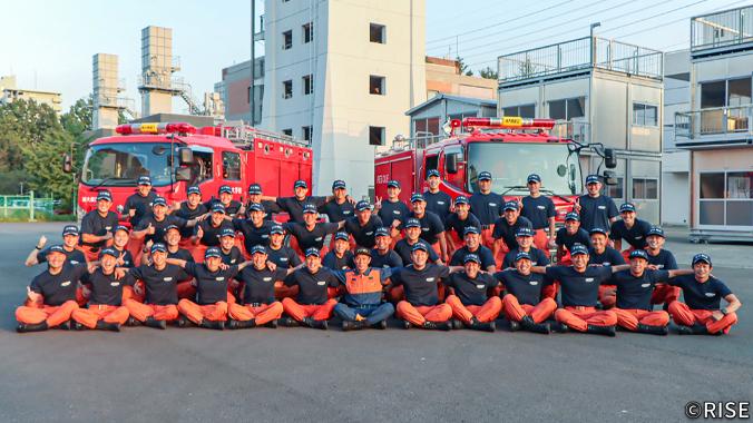 消防大学校 専科教育 救助科 第81期 様 事例画像3