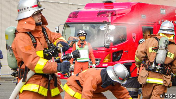 消防大学校 専科教育 救助科 第81期 様 事例画像7