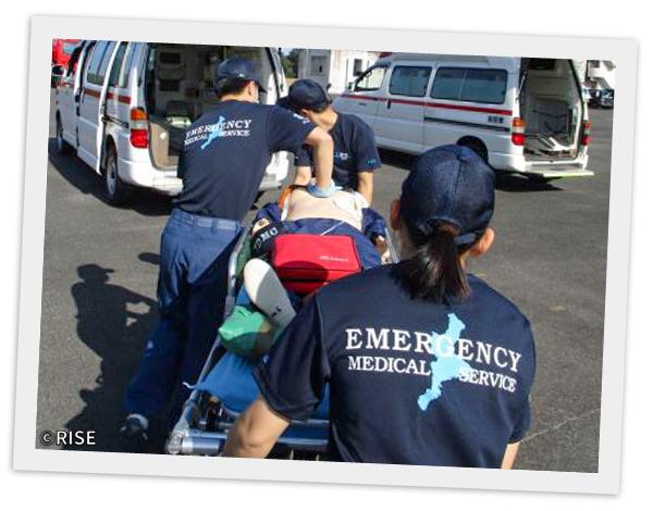 三重県消防学校 第23期 専科教育 救急科救急課程 様 事例画像3