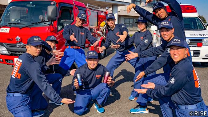 三重県消防学校 第57期 初任教育 様 事例画像2