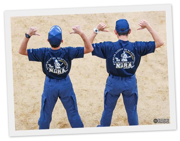 奈良県消防学校 第51期 初任教育 様 事例画像2