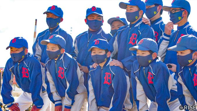 少年野球チーム 荒井ビッキーズ 様 事例画像1
