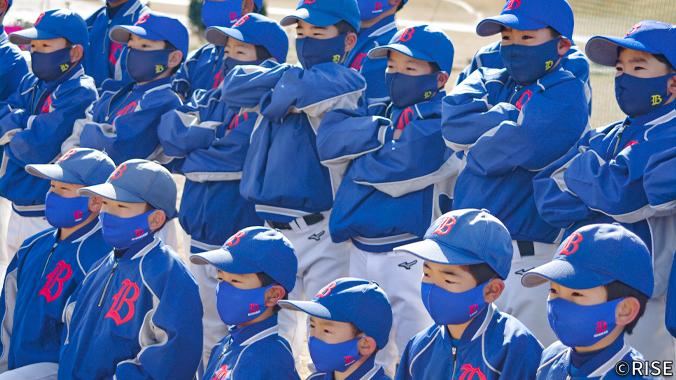 少年野球チーム 荒井ビッキーズ 様 事例画像2