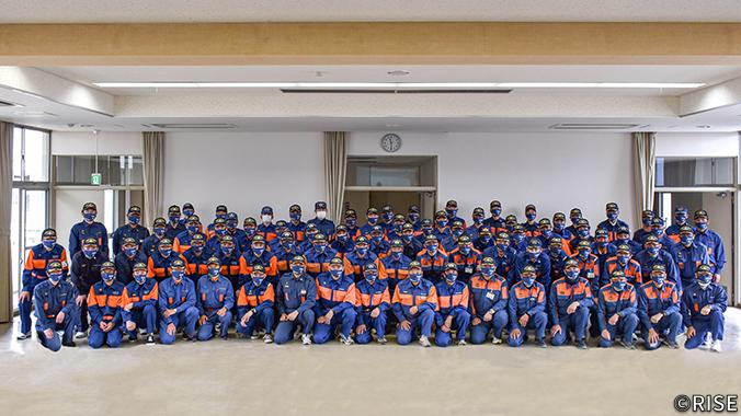 広島県消防協会訓練指導員連絡協議会 様 事例画像1