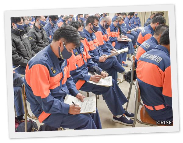 広島県消防協会訓練指導員連絡協議会 様 事例画像3
