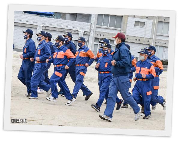 広島県消防協会訓練指導員連絡協議会 様 事例画像5