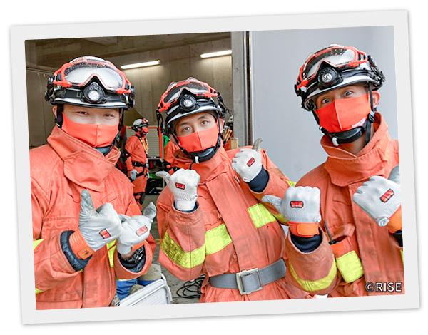 消防大学校 専科教育 救助科 第82期 様 事例画像5